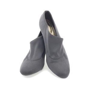 Bandolino B Flexible Black High Heels Size 8.5